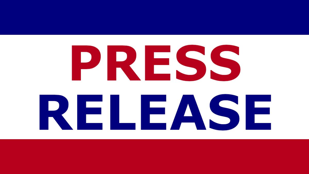 PRESS RELEASE: Dr. Jud Miller Announces State Senate Bid